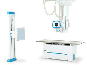 Canon RadPRO ELITE XM - Overhead/Ceiling Mounted Radiography System