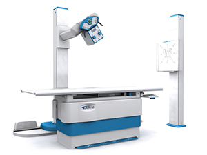 Canon RadPRO FM - Floor Mounted Radiography System