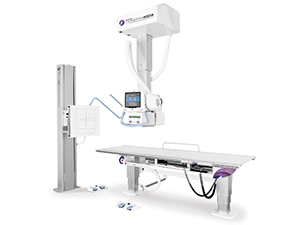Canon RadPRO Omnera 400A  Automatic-Positioning Digital Radiography System
