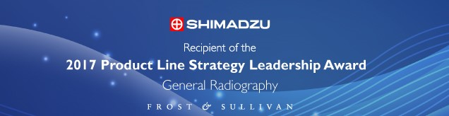 Shimadzu Frost and Sullivan Award Banner