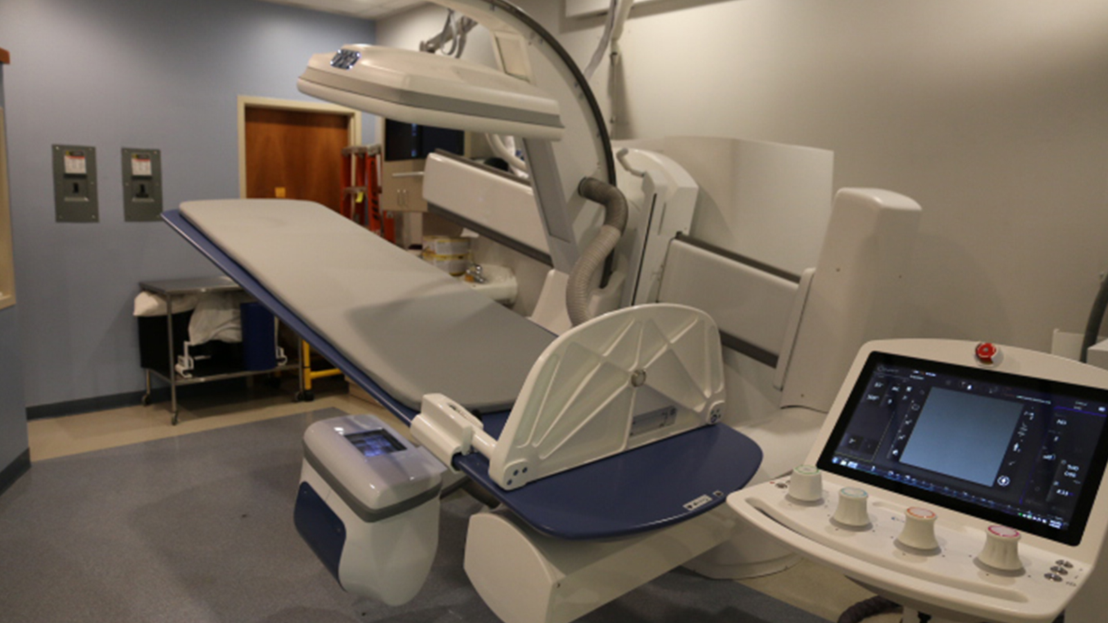 CMS Imaging                 announces the                 first clinical installation in the US of the Intelli-C at ImageCare
