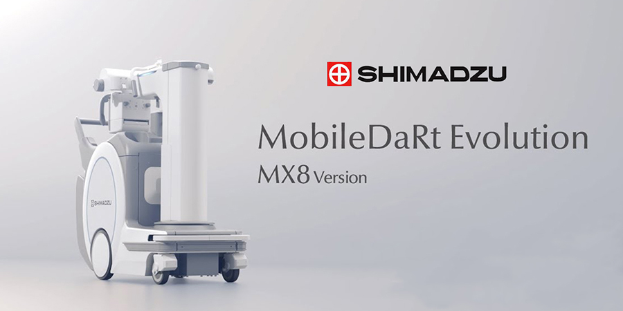 Shimadzu Evolution DaRt MX8